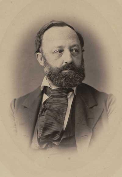 Gottfried Keller als erster Staatsschreiber